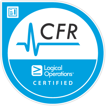 logical operations cybersec first responder cfr